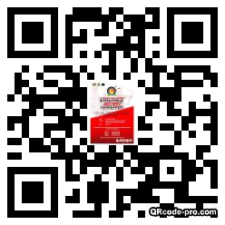 QR Code Design 1VVT0