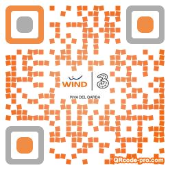 QR code with logo 1Veu0