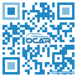 QR code with logo 1Vhk0