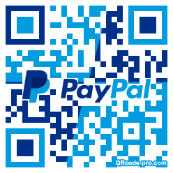 QR code with logo 1VkS0