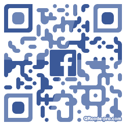 QR code with logo 1VpD0