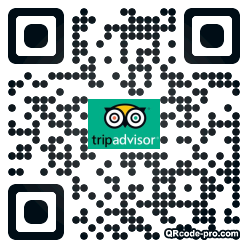 QR code with logo 1VpX0