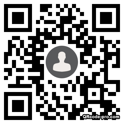 QR code with logo 1Vvy0
