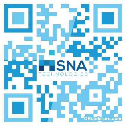 QR code with logo 1Vzc0