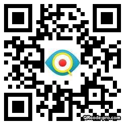 QR code with logo 1W2C0