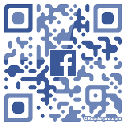 QR code with logo 1W5G0