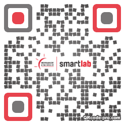 QR code with logo 1WCd0