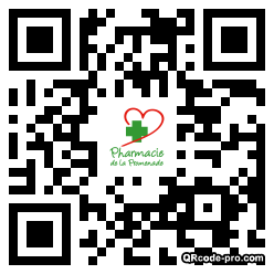 QR code with logo 1WCe0