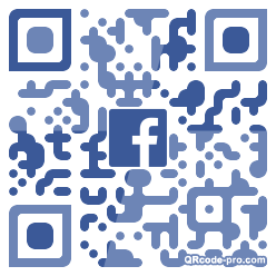QR code with logo 1WG50