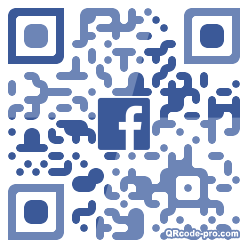 QR code with logo 1WG60