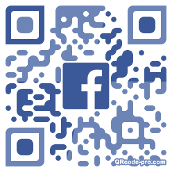 QR code with logo 1WG80
