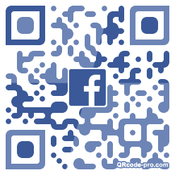 QR code with logo 1WH30