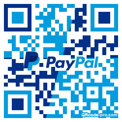 QR code with logo 1WH50