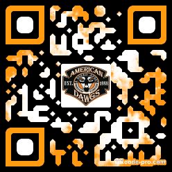 QR code with logo 1WHY0