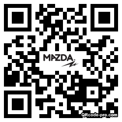 QR code with logo 1WMd0