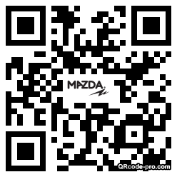 QR code with logo 1WMe0