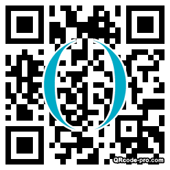 QR code with logo 1WTz0