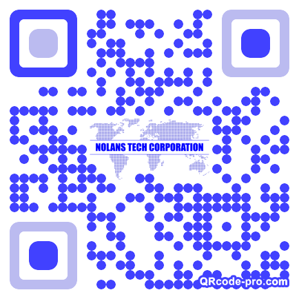 QR code with logo 1WVr0