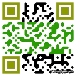 QR code with logo 1WWD0
