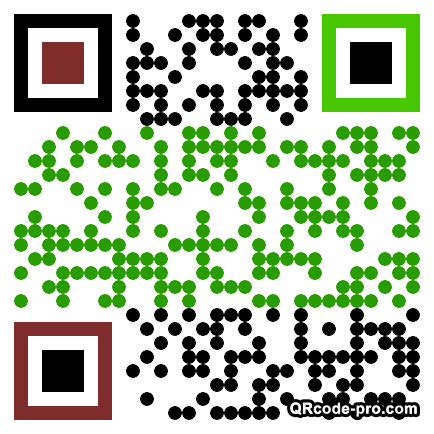 QR code with logo 1WWH0