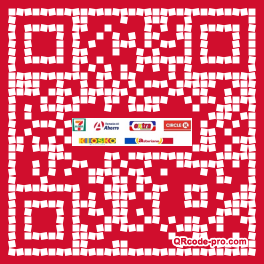 QR code with logo 1Wc30