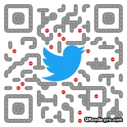 QR code with logo 1Wdf0
