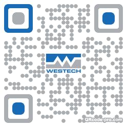 QR code with logo 1Wdx0