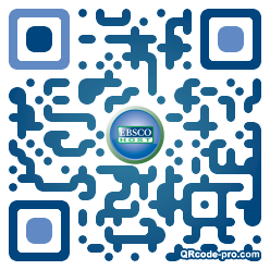 QR code with logo 1We40