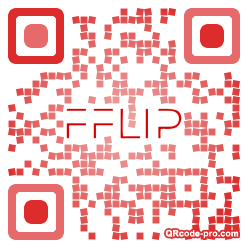 QR code with logo 1WeH0