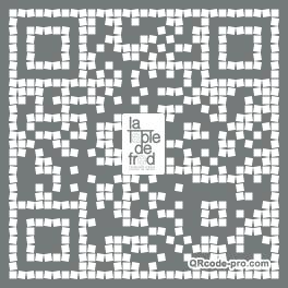QR code with logo 1WgE0