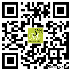 QR code with logo 1WgP0