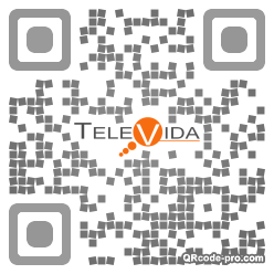 QR code with logo 1Wha0
