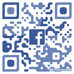 QR code with logo 1Wi40