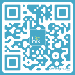 QR code with logo 1Wjp0