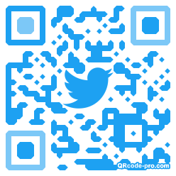 QR code with logo 1Wl60