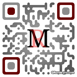QR code with logo 1Wlv0