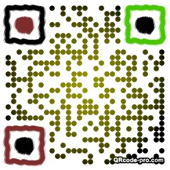 QR Code Design 1WmS0