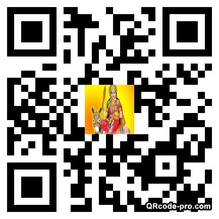 QR code with logo 1WnK0