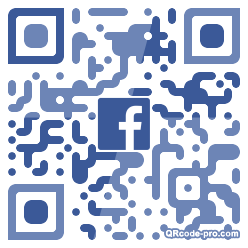 QR code with logo 1WrM0