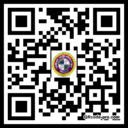 QR code with logo 1WsP0