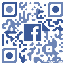 QR code with logo 1Wt60
