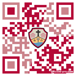 QR code with logo 1WzX0
