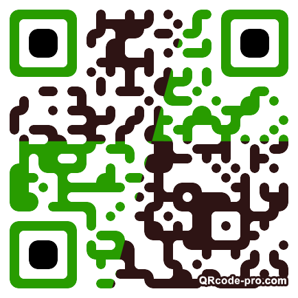 QR code with logo 1X0h0