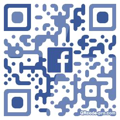 QR code with logo 1X0x0