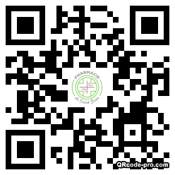 QR code with logo 1X2W0