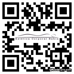 QR code with logo 1X380
