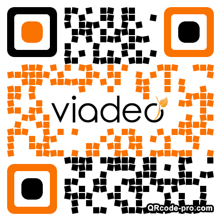 QR code with logo 1X510