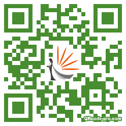QR code with logo 1X5P0