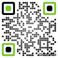 QR code with logo 1X840