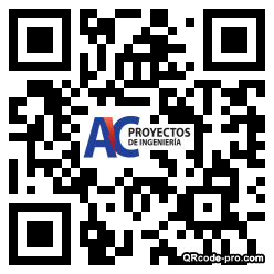 QR code with logo 1X9r0